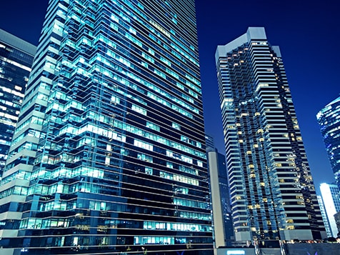The US Lighting Group Business City Scape