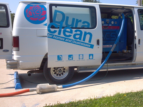 Duraclean cleaning for homes and businesses