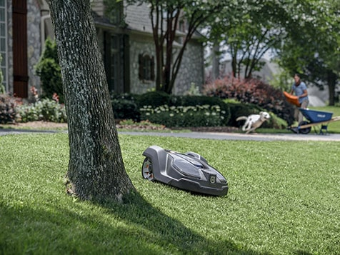 MowBot Franchise - Robot Lawn Mower