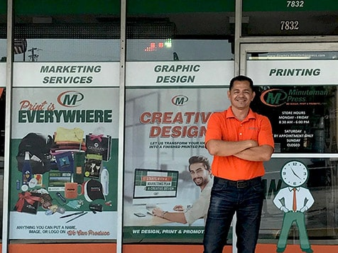 Minuteman Press Franchise Successful Center