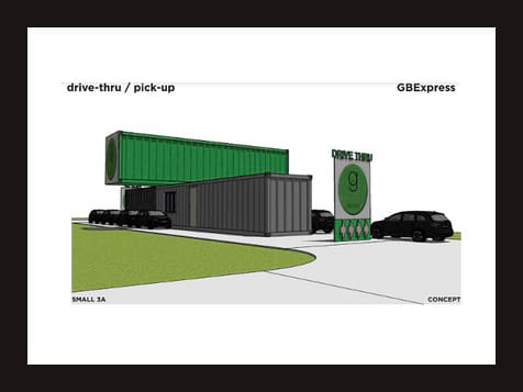 Greenbelly Franchise rendering