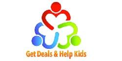 Get Deals and Help Kids logo