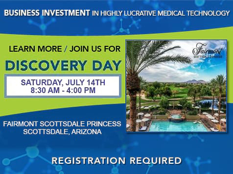 Curafast Medical Centers - attend a discovery day