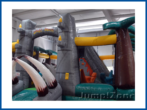 Jump!Zone Franchise Bouncy House