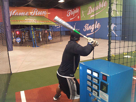 Extra Innings Franchise Batting Practice