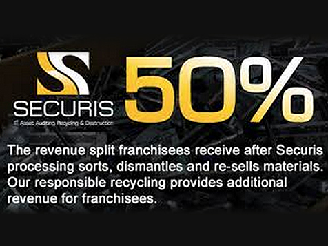 Securis Recycling Franchise Additional Revenue