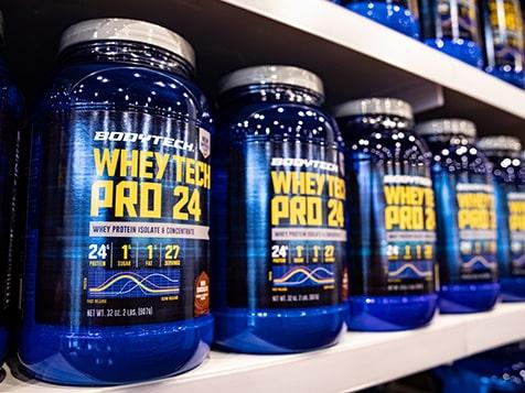 The Vitamin Shoppe Franchise Protein