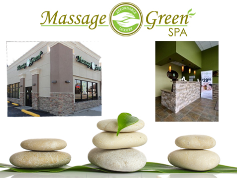 A Massage Green Spa Franchise location