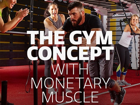 Retro Fitness Franchise - Monetary Muscle