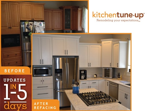 Kitchen Tune-Up Renovations in 1-5 days