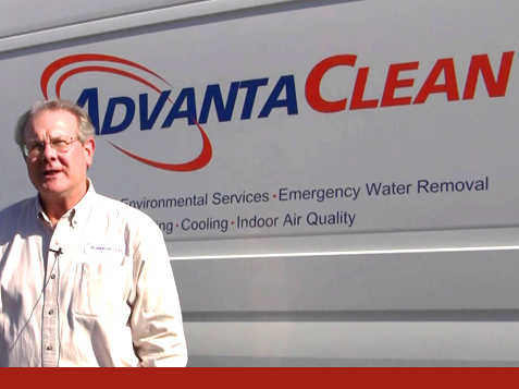 An AdvantaClean franchise owner