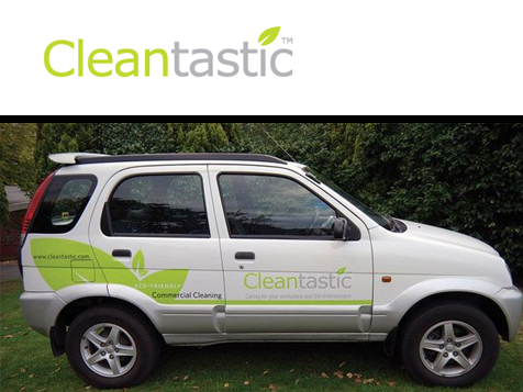 Cleantastic USA LLC Franchise Vehicle