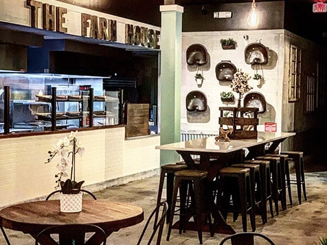 The Farmhouse Donuts and Decor Franchise Design