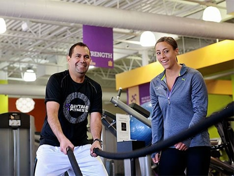 Open an Anytime Fitness Franchise