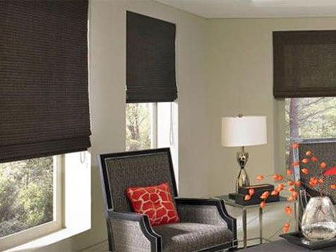 Budget Blinds Franchise Living Room Blinds