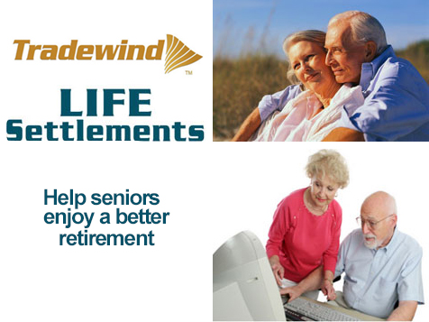 Help seniors with Tradewind Life Settlements