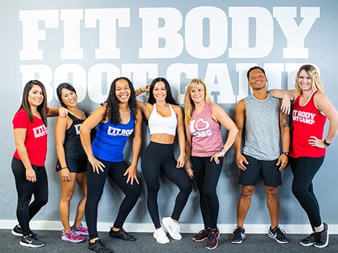 Fit Body Boot Camp Franchise Members