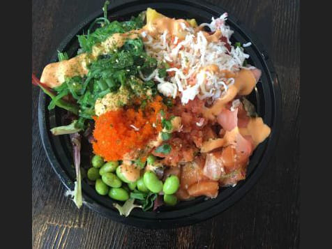 LemonShark Poke Franchise Food