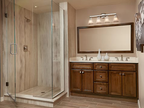 America's largest complete bathroom remodeling franchise