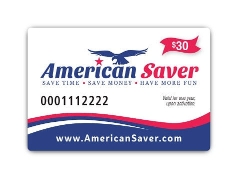 American Saver Discount Card
