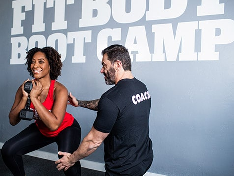 Fit Body Boot Camp Franchise - Coach