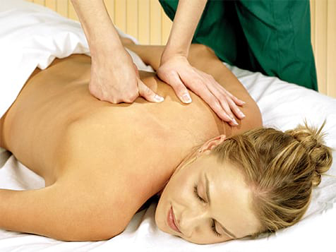 Elements Therapeutic Massage Franchise Client