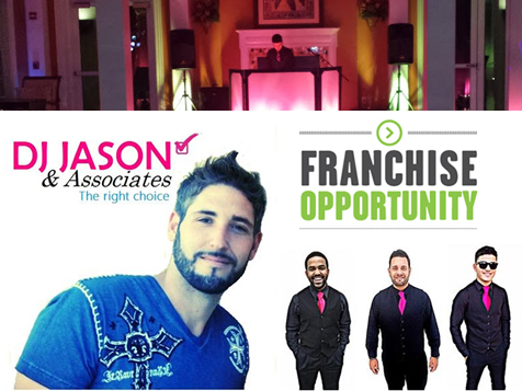DJ Jason & Associates Franchising of America Opportunity