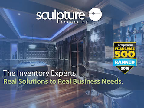 Sculpture Hospitality Helps Bars Control Inventory