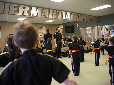 Premier Martial Arts Franchise Class