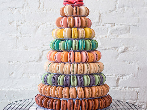 Woops! Macaron Franchise Makes 20 Flavors of Macarons