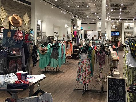 Apricot Lane Boutiques Franchise features fashion forward clothing