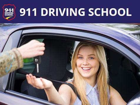 911 Driving School: A Driver