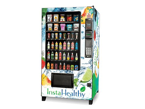 InstaHealthy Vending machine