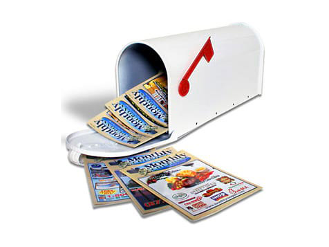 Monthly Coupons Magazine Business