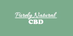Purely Natural CBD logo