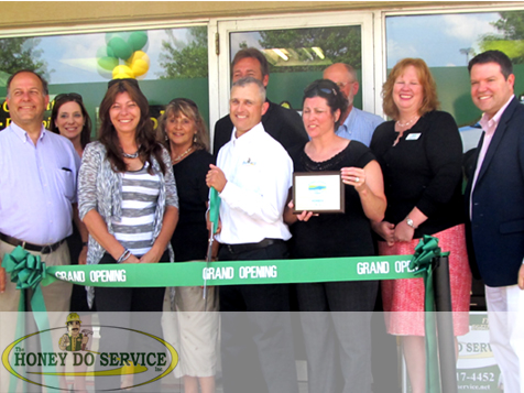 The HONEY DO SERVICE, Inc. franchise is opening locations rapidly