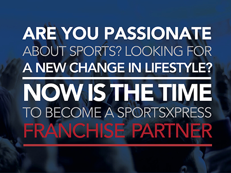 SportsXpress Inc. Franchise