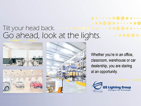 Own a The US Lighting Group Business