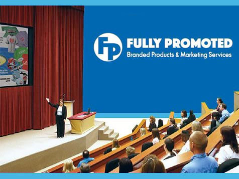 Fully Promoted Franchise Branded Products