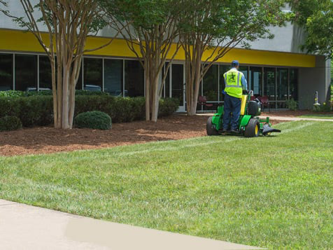 U.S. Lawns Franchise in Action