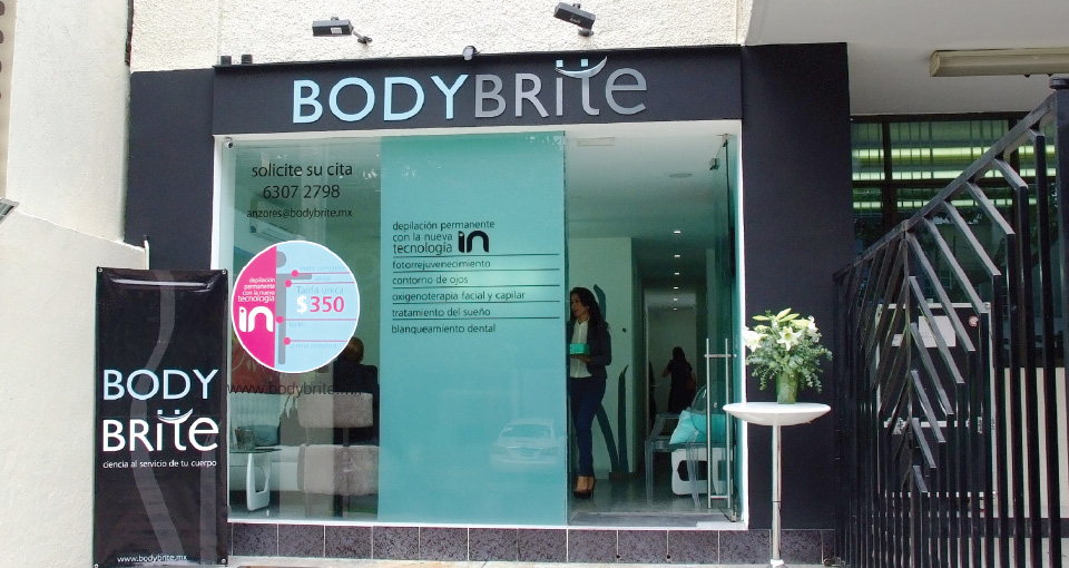 BodyBrite franchise
