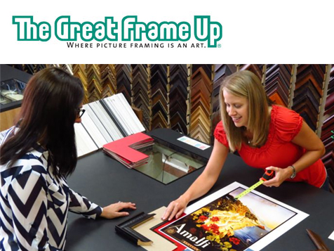 The Great Frame Up - a fun franchise to own