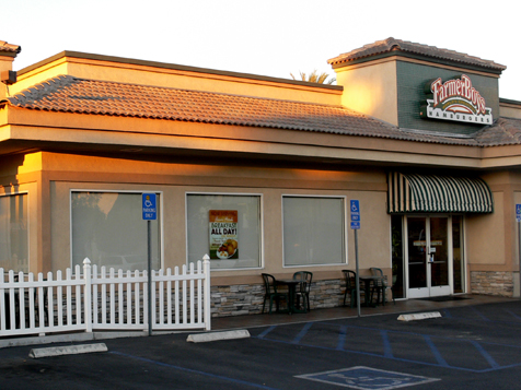 Farmer Boys Restaurant Franchise