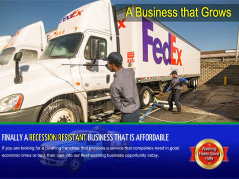 Superior Wash Franchise - Recession Resistant Business