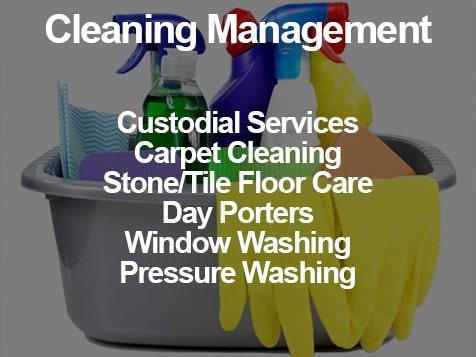 Bldg.Works Franchise - Cleaning Management