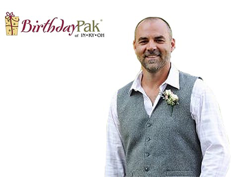BirthdayPak Franchisee, Brandon Baltz