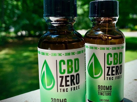 Passive CBD Vending Business - Zero THC