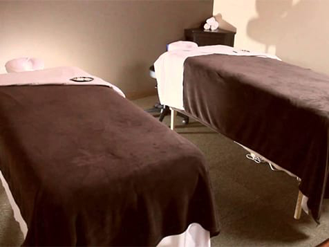Elements Therapeutic Massage Franchise Guest Room