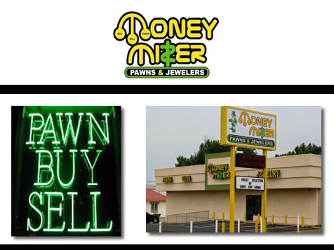 Start a cutting edge, upscale pawn shot with a Money Mizer franchise