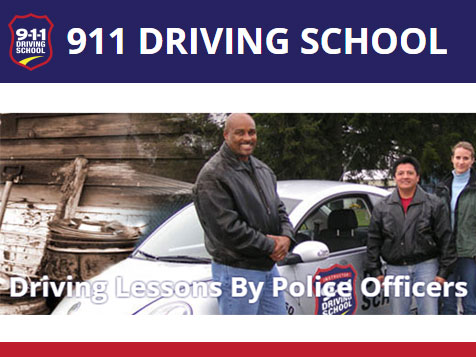 911 Driving School Franchise - Lessons from Officers
